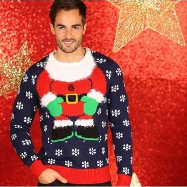 Kersttrui Heren Xl.Kersttrui Kerstelf Voor Heren Kerstelf Nl